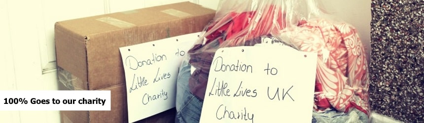 charity clothes collection london