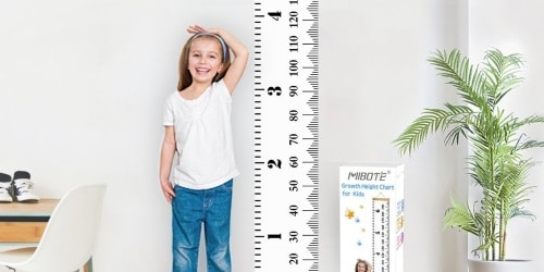 A Growth Chart
