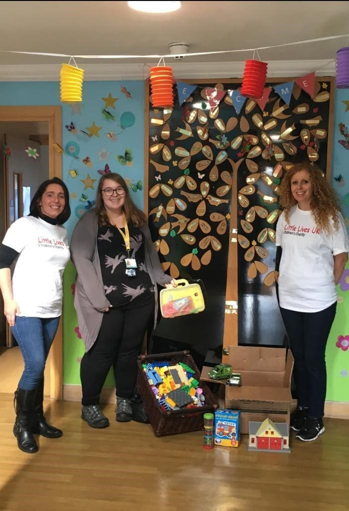 ronald mcdonald house tooting
