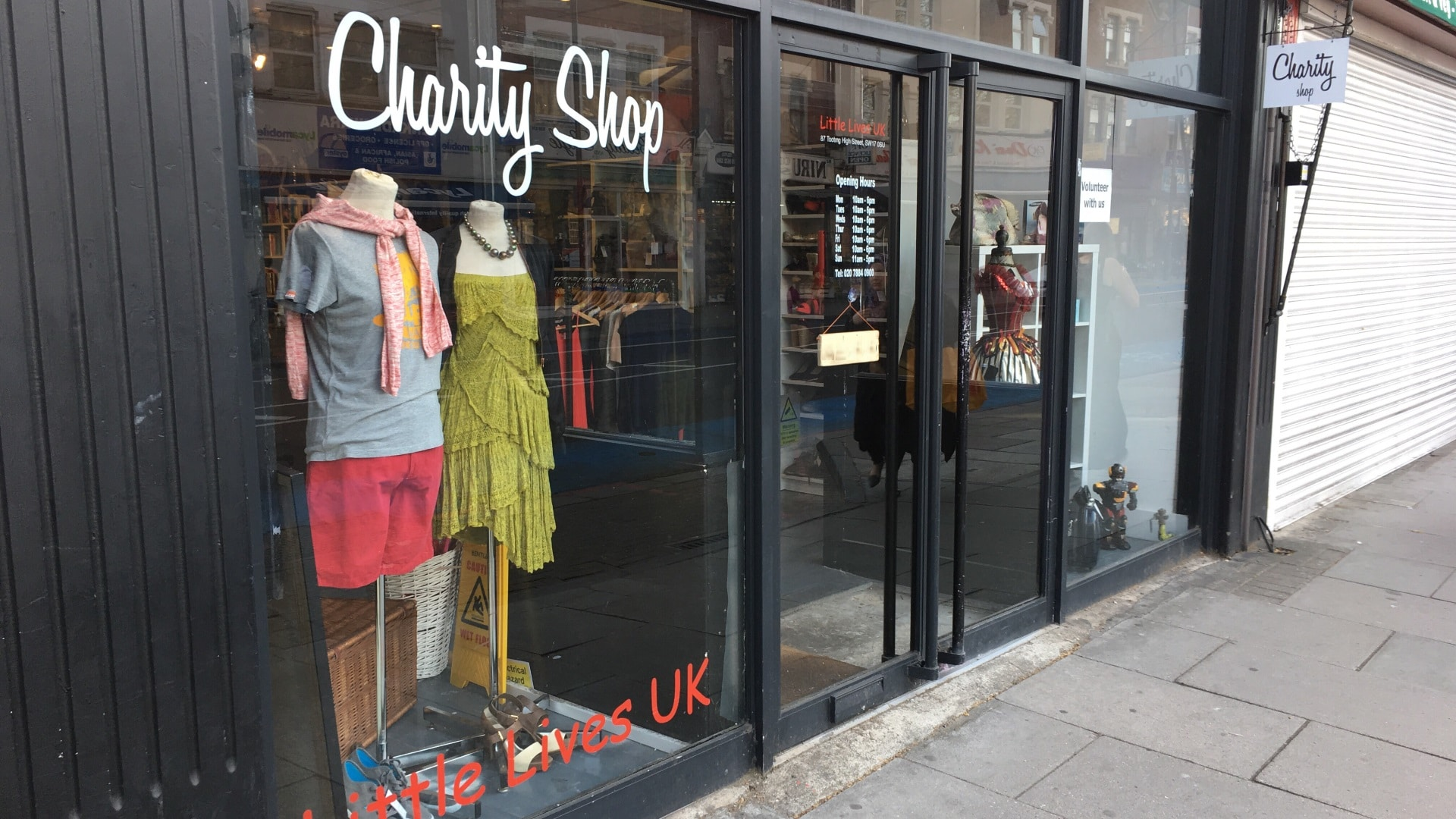 Charity Shop Tooting Broadway