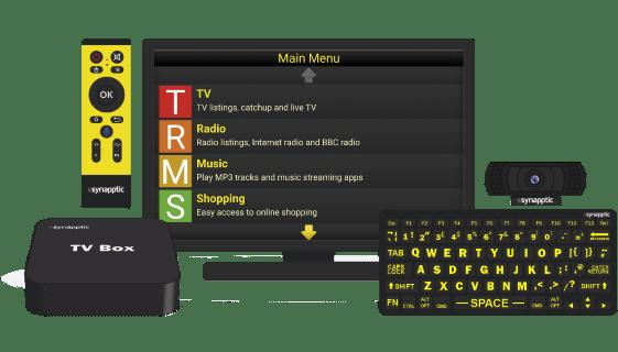 Synapptic TV Box