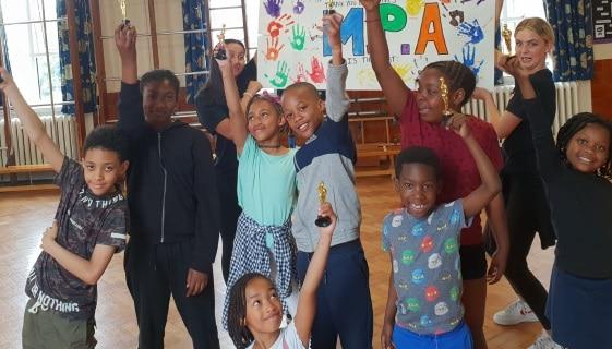 MPA Academy on Kids' Dance Workshop