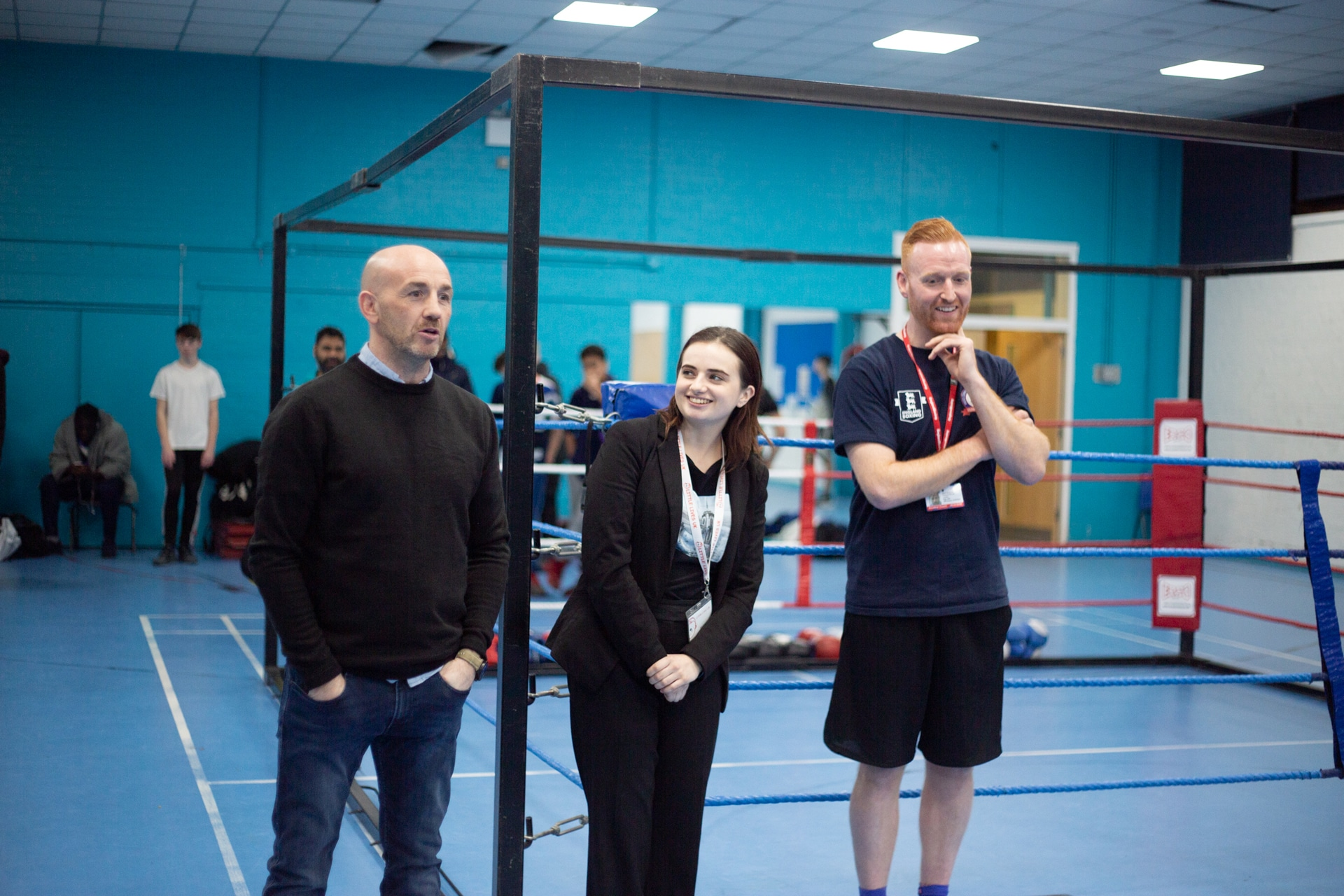 Feltham Police and Community Boxing Club