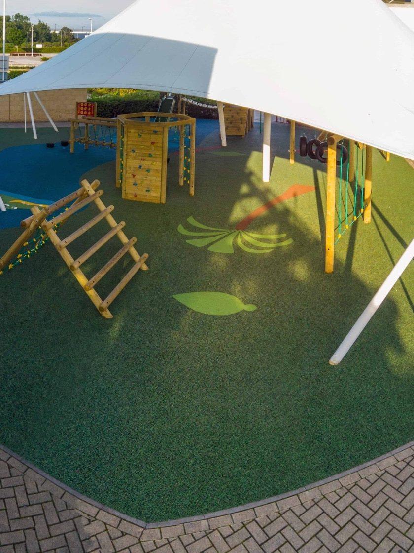 Wetpour Playground