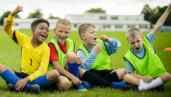 Children's Community SupportProgramme