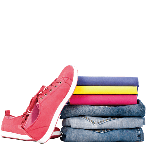 Free clothes collection